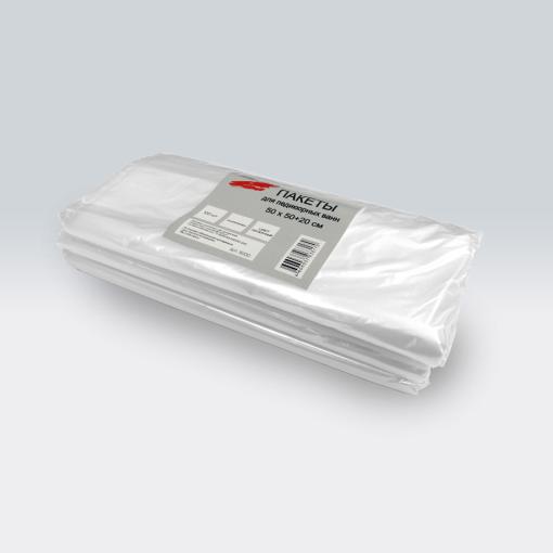 Пакеты для педикюрных ванн 50х50+20 см