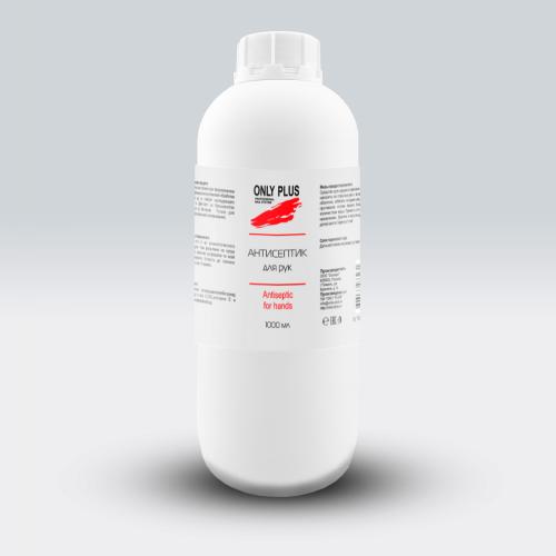 Only-plus Антисептик 1000 ml