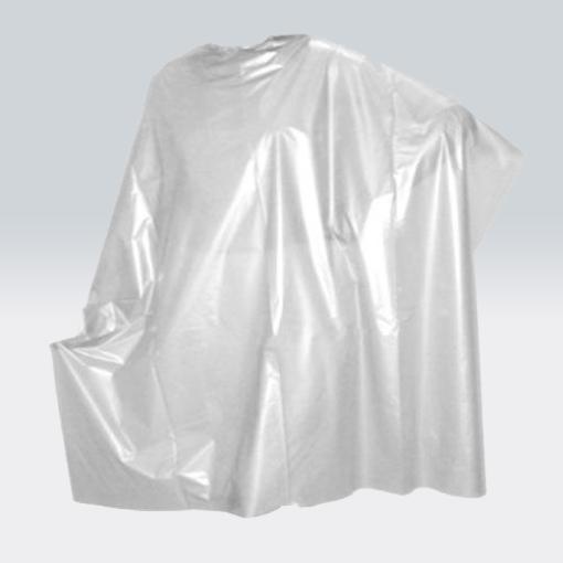 Пеньюар Полиэтиленовый прозрачный 100 / 160 см